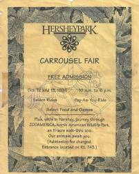 Carrousel Fair Days