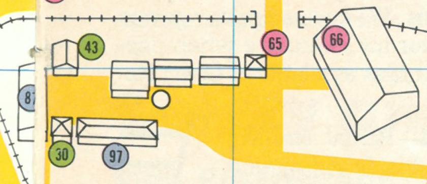1988 Pioneer Frontier Food Court