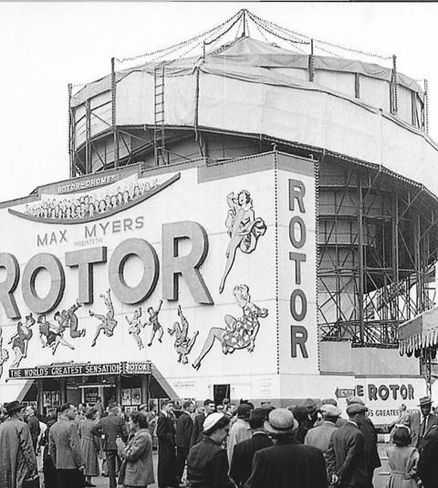 1951 Rotor